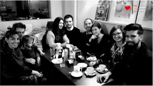 A spasso con L'A.G.I.C. 27-12-2015 - Cuneo