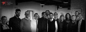 Una serata con gli Ingegneri - Foto di gruppo con GIANNI MASSA, Vicepresidente del C.N.I.