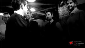 Una serata con gli Ingegneri - Alcuni Momenti