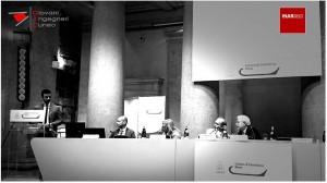 Congresso Nazionale Inarsind - Il presidente A.G.I.C. si confronta con il presidente CNI Ing. Armando Zambrano