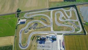 """Convegno """"Automotive & Motorsport"""" Busca 17-06-2017 - Vista aerea del circuito"""