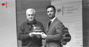 Premiazione Socio Onorario 2017 - Ing. Giuseppe Battaglia - Fossano,15/12/2017