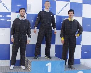 "Convegno ""Automotive & Motorsport"" Busca 17-06-2017 - Podio finale trofeo AGIC Kart"